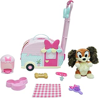 Disney Minnie Mouse and Fifi Pet Carrier Play Set