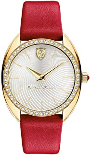 Donna Silver Dial Ladies Watch 820018