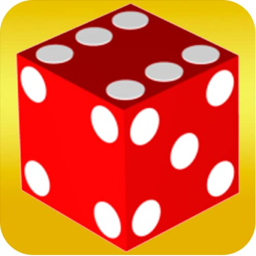 """My Craps Game for 10"""" Android Tablets"""