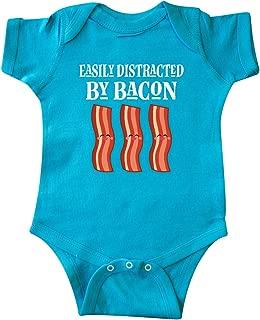 Bacon Lover Gift Infant Creeper