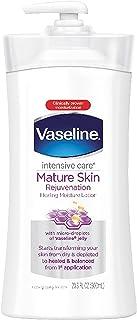 VASELINE 密集护理修复精华,高级 relief Mature Skin Rejuvenation 20.3 oz