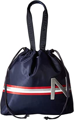 Tributary Drawstring Tote