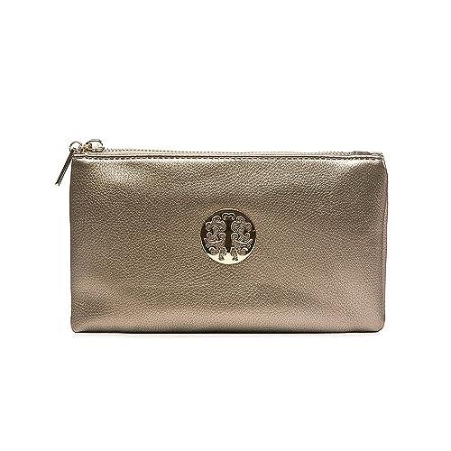 0c09fa4959ff Long & Son Women's Small Clutch, Wristlet, Shoulder,Cross-Body Bags 3141