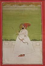 The Museum Outlet - Standing Portrait of Raj Singh, watercolor from India, 1779 - Poster Print Online (A3 Poster)