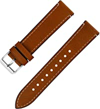 Compatible Samsung Gear S3 Frontier/Classic Watch Bands, Fullmosa 22mm Leather Watch Band