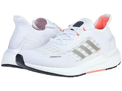 adidas Running Ultraboost S.RDY (Footwear White/Core Black/Solar Red) Women