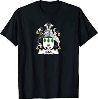 Patch Coat of Arms - Family Crest Shirt