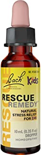 RESCUE Bach Kids Rescue Remedy Natural Stress Relief Drops, 10 ml, Natural Color