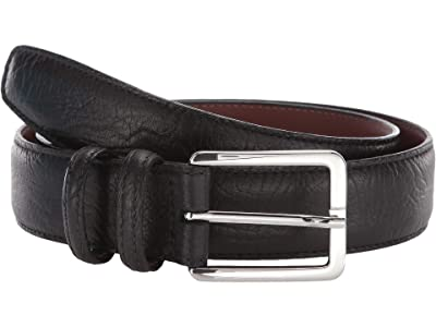 Torino Leather Co. 35 mm Shrunken Bull Shoulders (Black) Men