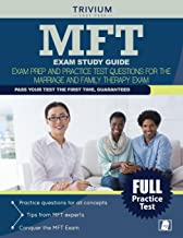 MFT Exam Study Guide: Exam Prep and Practice Test Questions for the Marriage and Family Therapy Exam