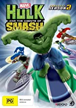 Hulk and the Agents of SMASH Complete Season 2 | Animated | NON-USA Format | PAL Region 4 Import - Australia