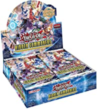 YU-GI-OH! KONHSBB Hidden Summoners Booster Box of 24 Packets, Multi