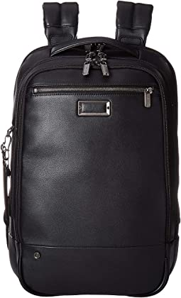 @Work Leather Medium Backpack