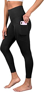 90 Degree By Reflex Super High Waist Elastic Free Ankle Legging with Side Pocket