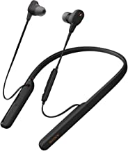 Sony WI-1000XM2 Industry Leading Noise Canceling Wireless Behind-Neck in Ear Headset/Headphones with mic for phone call wi...