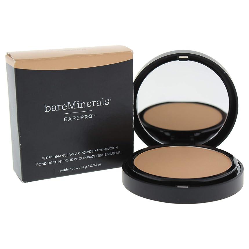 意図する尾からかうベアミネラル BarePro Performance Wear Powder Foundation - # 16 Sandstone 10g/0.34oz並行輸入品