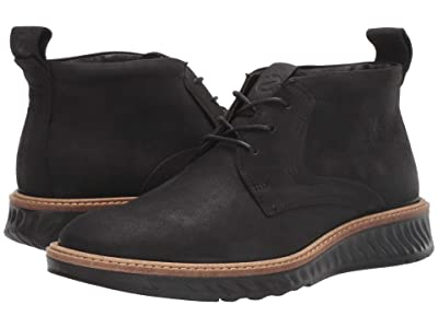 ECCO ST.1 Hybrid Chukka Boot (Black) Men