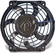 reversible Flex-a-lite 108 Black 10 Trimline Electric Fan