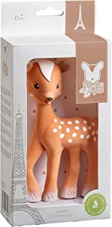 Vulli Sophie La Girafe Fanfan The Fawn Teether by Friend, Brown (616341)