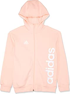 adidas Boys' Lin Full Zip Hoodi