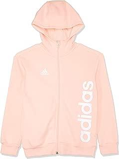 adidas Boys' Lin Full Zip Hoodi
