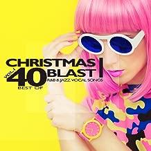 Christmas Blast, Vol. 1 (40 Best of R&B & Jazz Vocal Songs)