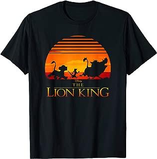 Lion King Classic Sunset Squad T-Shirt