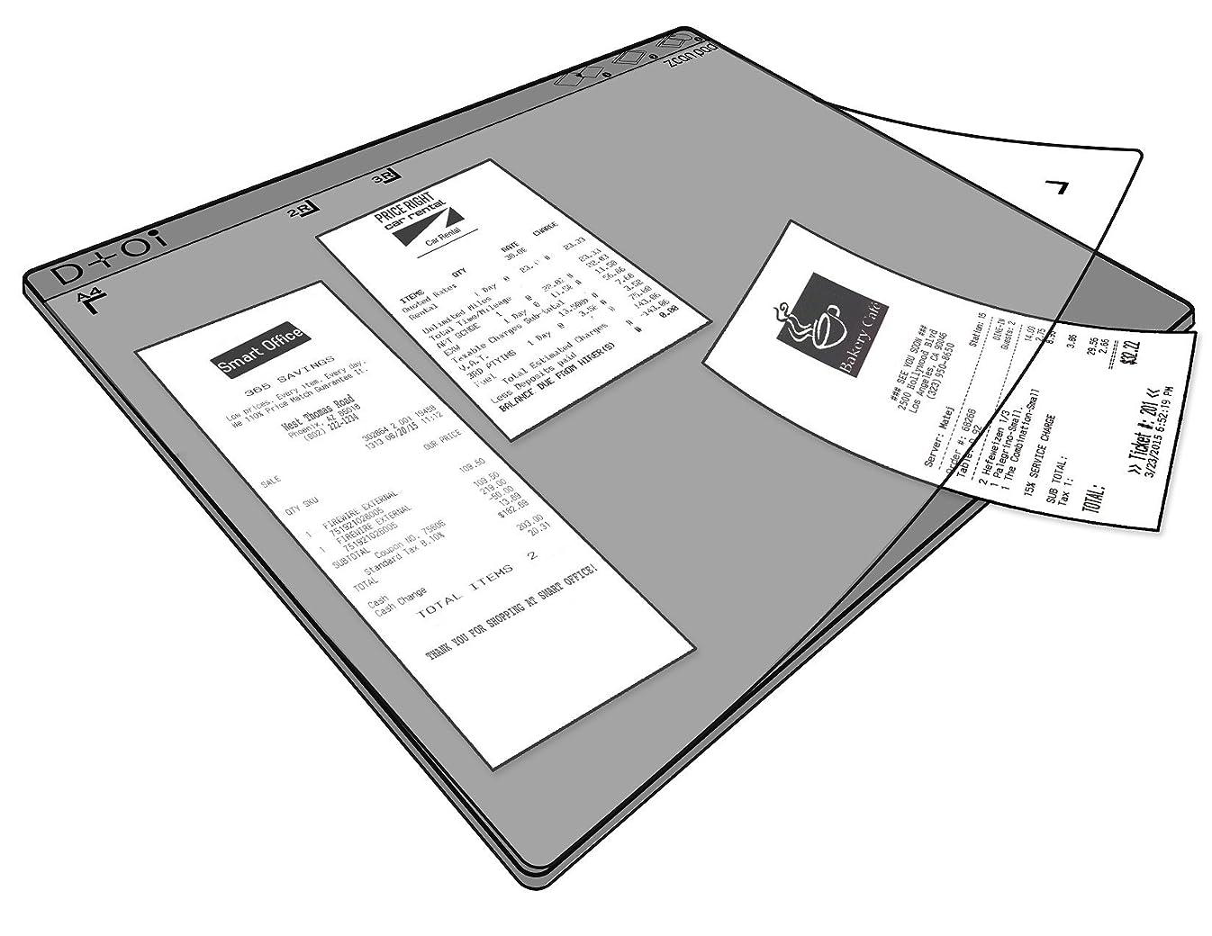むき出し会員共産主義Zcan pad - A4 size scan pad / The prefect tool for Zcan scanner mouse