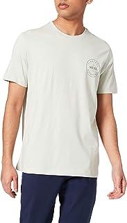 Mexx Crewneck Print T-Shirt Camiseta con Cuello Redondo. para Hombre
