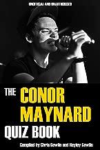 The Conor Maynard Quiz Book
