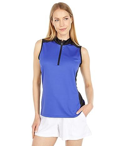 adidas Golf Primeblue Color-Block Polo Shirt