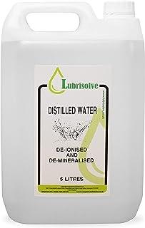 Agua destilada, 5 litres, 100000