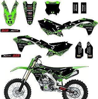 TAPIZADO DE Motocross Kawasaki KX Y KXF 85,125,250 Polster Upholstery