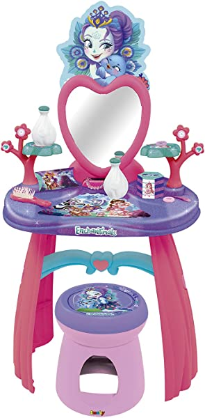 Smoby Enchantimals Dressing Table Purple Pink 320229