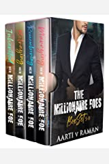 The Millionaire Foes Boxset (5-8): An Enemies To Lovers Standalone Billionaire Romance Collection Kindle Edition