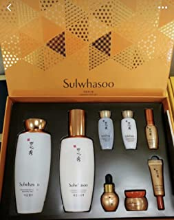 Sulwhasoo Concentrated Ginseng Duo Set Water & Emulsion 2018 New Version