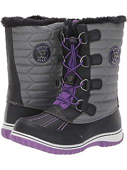 Lightweight snow boots kids + FREE