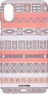 Macmerise IPCIXSPMI1538 Peach Aztec - Pro Case for iPhone XS - Multicolor (Pack of1)