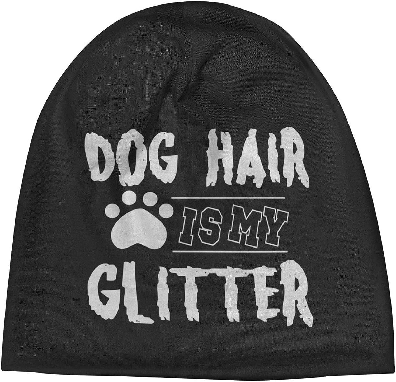 Dog Hair is My Glitter3 Slogan Warm All items in the store Beanie Vinta Hats Unisex Cap trend rank