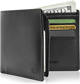 vegan leather wallet mens