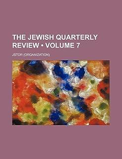 The Jewish Quarterly Review Volume 7