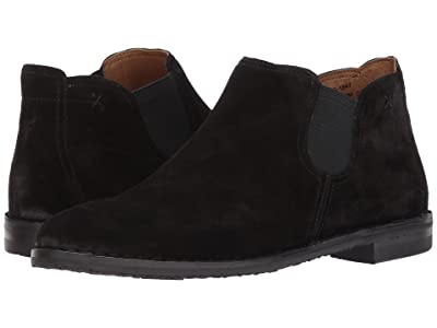 Trask Allison (Black Suede) Women