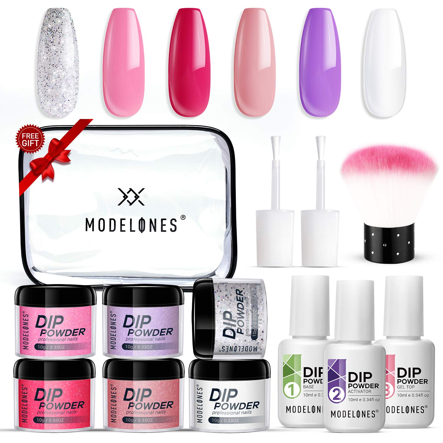 Dipping Colors%EF%BC%8CDip Manicure Essential kit%EF%BC%8CPortable