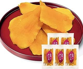 国産 茨城県産 半熟干し芋 紅はるか使用 無添加 100g 5パックセット