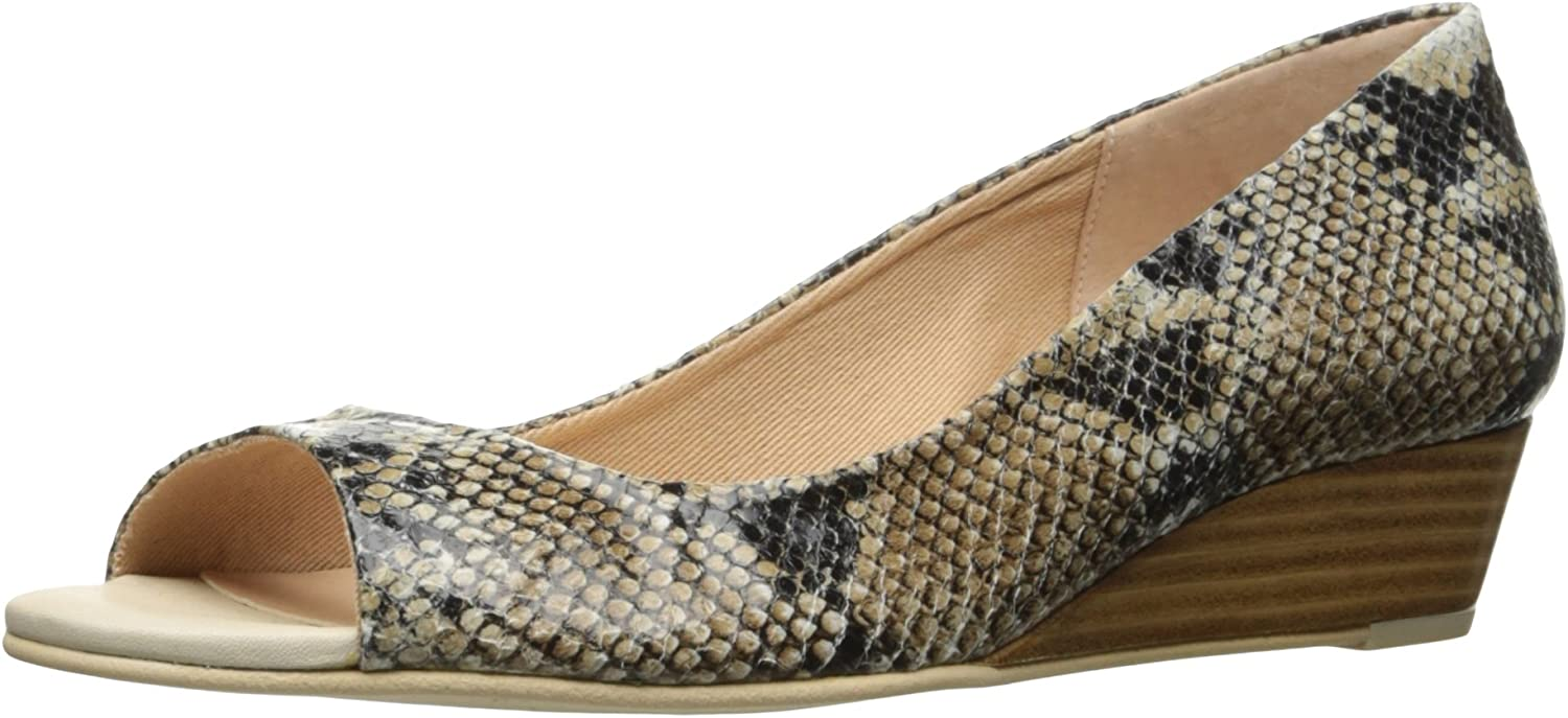 French Sole FS NY Womens Welcome Wedge Pump