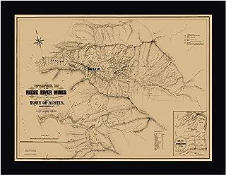 Austin Reese River Mine District Nevada by Allardt 22