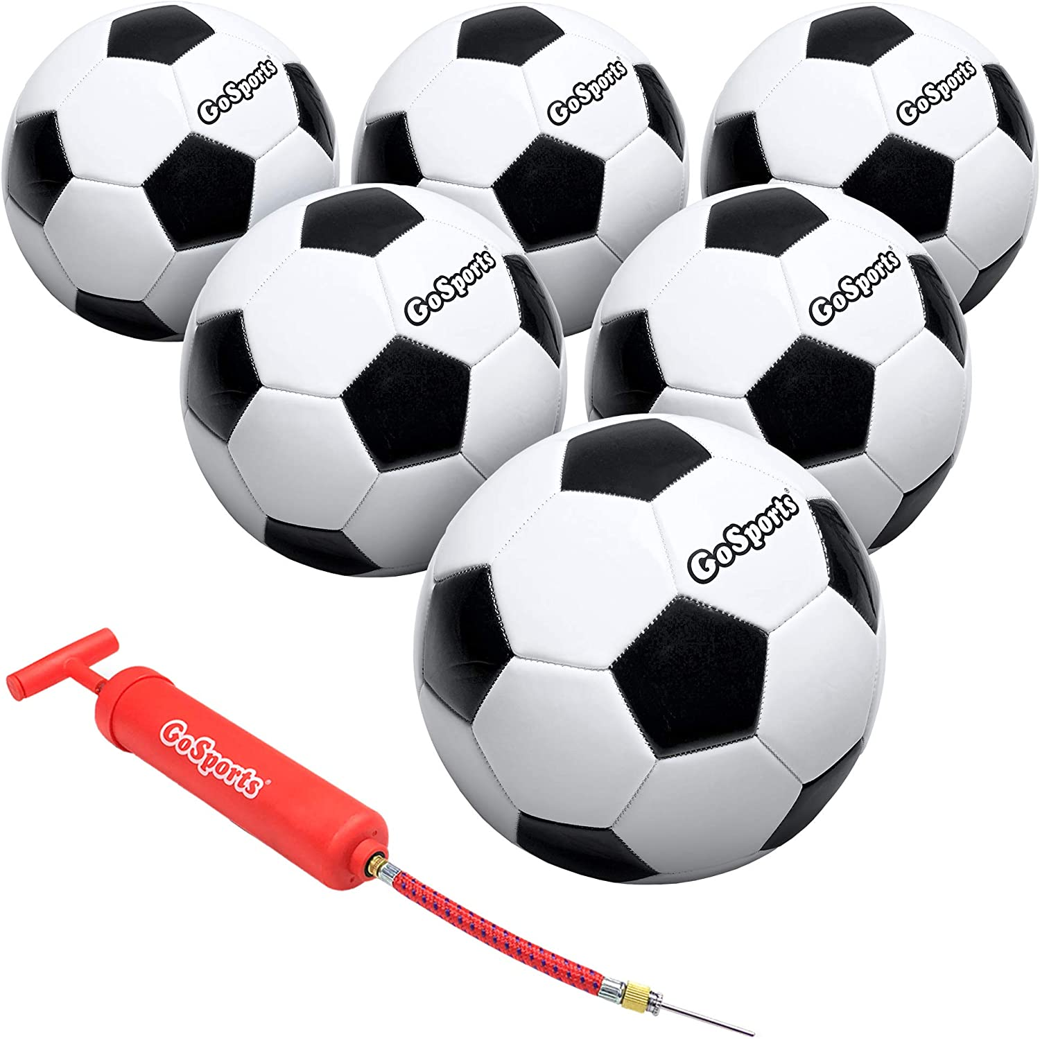 Gifts GoSports Classic Soccer Ball Ranking TOP17 with as Premium Pump Sin Available