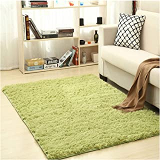 Soft Anti-Slip Thicken Large Floor Carpets for Living Room Modern Rectangle Area Rug for Bedroom Shaggy Rugs