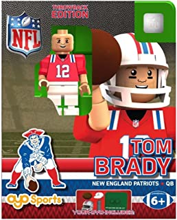 Tom Brady OYO NFL New England Patriots G2 Series 1 Throwback Mini Figure Limited Edition