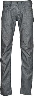 Replay Jeto Jeans Men Grey - EU 40 (US 30/34) - Slim Jeans Pants
